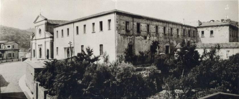 Chiesa del Santissimo Crocifisso della Riforma a Cosenza