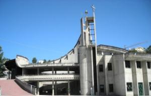 Chiesa della Santa Famiglia a Castrolibero