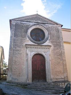 Chiesa di Santa Maria di Gerusalemme o delle Cappuccinelle