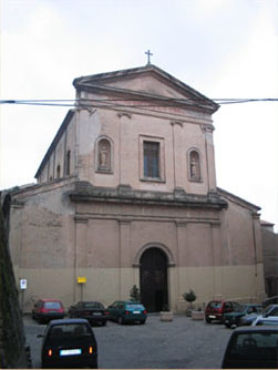 Chiesa e Convento di San Francesco d'Assisi