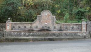 Fontana dei tredici canali