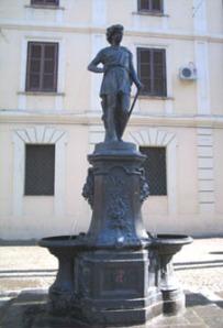Fontana di Giugno