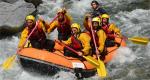 Rafting sul fiume Lao
