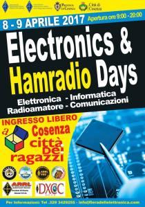 Electronics and Hamradio days