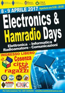 Electronics and Hamradio days