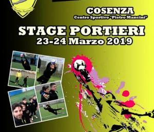 stage portieri 23 marzo 2019 a cosenza